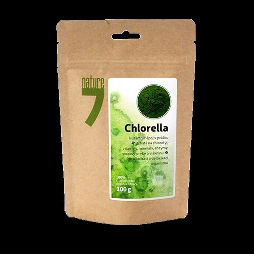 Chlorella prášok 100g