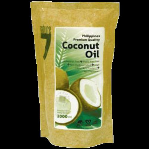 Kokosový olej 1000ml Nature7