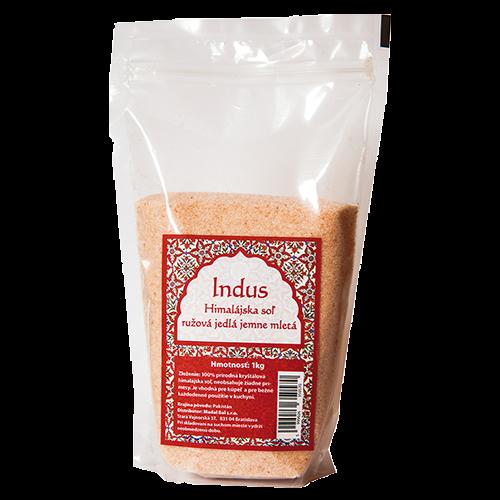 Himalájska soľ jemná 1kg