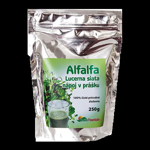 Alfalfa – Lucerna siata 250g