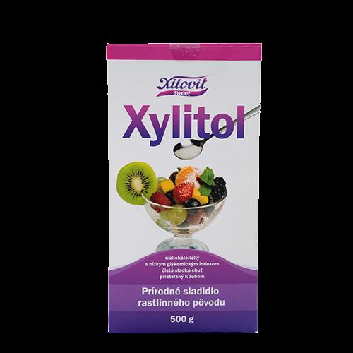 Brezový cukor Xylitol 500g