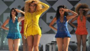 Diéta speváčky Beyonce Knowles