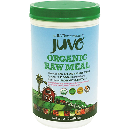 JUVO – Bio Surová potravina 600g